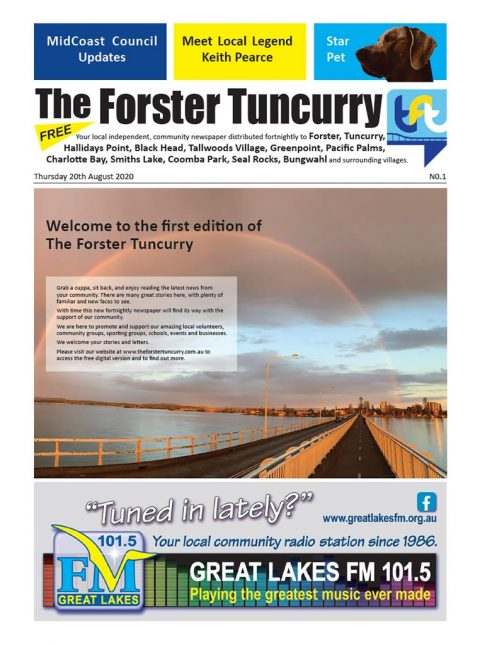 The Forster Tuncurry Newspaper